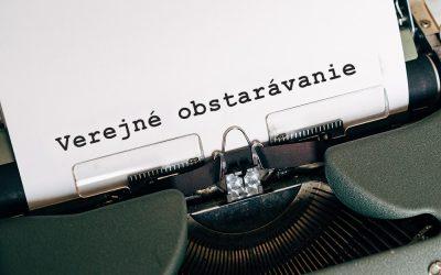 Umožňuje katalóg služieb vládneho cloudu obchádzať zákon o verejnom obstarávaní?
